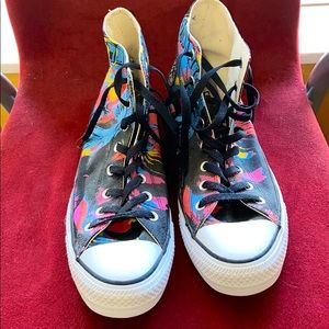 Converse x Andy Warhol Chuck Taylor collection